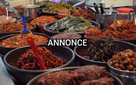 Food Tours im Ausland
