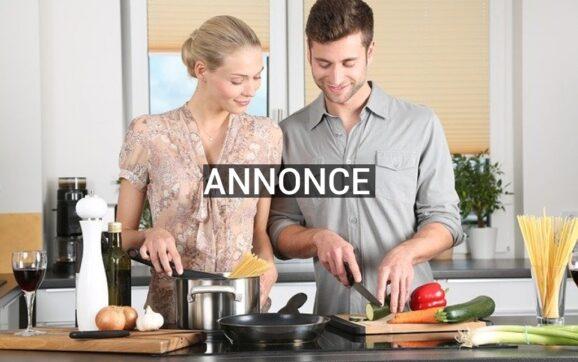 Gemeinsam kochen verschärft die Sinne